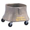 Geerpres Champ™ Plastic Bucket w/Casters GPS 2528