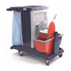 Geerpres Modular Plastic Housekeeping Cart GPS 301C