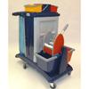 Geerpres Modular Plastic Housekeeping Cart GPS 301CT