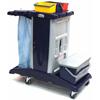 Geerpres Modular Plastic Housekeeping Cart GPS 301FT