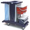 Geerpres Modular Plastic Housekeeping Cart GPS 500F