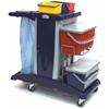 Geerpres Modular Plastic Housekeeping Cart GPS 500FT