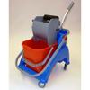 Geerpres Mopping Trolley - Large With Roller Wringer GPS 600EW