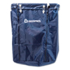 Janitorial Carts, Trucks, and Utility Carts: Geerpres - Replacement Housekeeping Cart Bag, Double Zippered