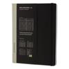Moleskine Moleskine® Professional Notebook HBG PROPFNT4HBK