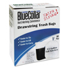 double markdown: BlueCollar Drawstring Trash Bags