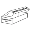 Imaging Supplies Maintenance Kits: HP F2G76A Maintenance Kit