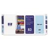 Hewlett packard: HP C4960A-C4965A Ink