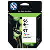 Imaging Supplies Inkjet Printer Supplies: HP C9353FN (HP 96/97) Inkjet Cartridge Combo Pack