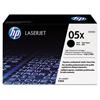 Hewlett Packard: HP CE505X-CE505XD Toner