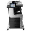 Copiers Fax Machines Printers Multifunction Office Machines: HP LaserJet Enterprise MFP M725 Multifunction Laser Printer