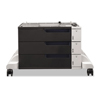 Hewlett Packard HP Three-Tray Sheet Feeder and Stand for LaserJet 700 Series HEW CF242A