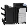 printers and multifunction office machines: HP LaserJet Enterprise flow M830 Series Multifunction Laser Printer