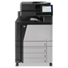 multifunction office machines: HP Color LaserJet Enterprise flow M880 Multifunction Laser Printer