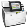 printers and multifunction office machines: HP PageWide Enterprise Color MFP 586 Series