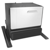 carts and stands: HP PageWide Enterprise Printer Cabinet and Stand