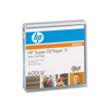 Storage Media: HP 1/2 inch Tape Super DLT Data Cartridge