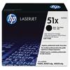 Hewlett packard: HP Q7551A, Q7551X Toner