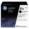 Hewlett packard: HP Q7551XD Toner