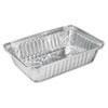 Handi-Foil Aluminum Oblong Containers HFA 206230