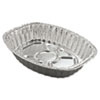 Handi-Foil Aluminum Container for Roasting/Baking HFA 32400