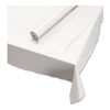 Ring Panel Link Filters Economy: Hoffmaster® Plastic Roll Tablecover