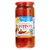 Mediterranean Organic Peppers - Organic - Fire Roasted - Red and Yellow - 16 oz. - case of 12 HGR0142133