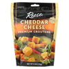 Reese Premium Croutons - Cheddar Cheese - Case of 12 - 6 oz. HGR0171892