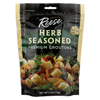Seasoned Premium Croutons - Case of 12 - 6 oz.
