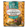 Ring Panel Link Filters Economy: Eden Foods - Organic Garbanzo Beans - Case of 12 - 29 oz.