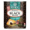 Ring Panel Link Filters Economy: Eden Foods - Black Beans Turtle - Case of 12 - 29 oz.
