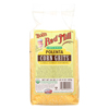 Bob's Red Mill Organic Corn Grits / Polenta - 24 oz. - Case of 4 HGR 0201236