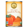 Farmer's Market Organic Pumpkin - Pie Mix - Case of 12 - 15 oz. HGR 0337915
