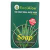 Real Aloe Aloe Vera Bar Soap - 4.75 oz. HGR 00347237