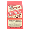 Bob's Red Mill Unbleached White Fine Pastry Flour - 5 lb - Case of 4 HGR 0373704