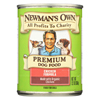 Newman's Own Organics Organic Dog Food Can - Chicken - Case of 12 - 12.7 oz. HGR0378893