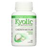 OTC Meds: Kyolic - Aged Garlic Extract Hi-Po Cardiovascular Original Formula 100 - 100 Capsules