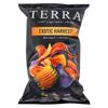 Terra Chips Exotic Vegetable Chips - Exotic Harvest Sea Salt - Case of 12 - 6 oz. HGR 0511683