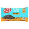 Enjoy Life Baking Chocolate - Mini Chips - Semi-Sweet - Gluten Free - 10 oz. - case of 12 HGR0538835