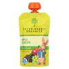 snacks: Peter Rabbit Organics - Fruit Snacks - Apple and Grape - Case of 10 - 4 oz.