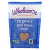Sugar - Organic - Dark Brown - 24 oz. - case of 6