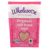 Sugar - Organic - Light Brown - 24 oz. - case of 6