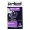 OTC Meds: Sambucol - Black Elderberry Immune System Support - Original Formula - 30 Chewable Tablets