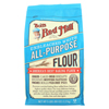 Bob's Red Mill Unbleached White All-Purpose Baking Flour - 5 lb - Case of 4 HGR 0663765