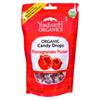 Yummy Earth Organic Candy Drops Pomegranate Pucker - 3.3 oz. - Case of 6 HGR 0692848
