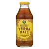 energy drinks: Guayaki - Organic Pomegranate Terere Rejuvenating Cold Mate Blend - Case of 12 - 16 fl oz.