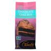 Pamela's Products Cake Mix - Chocolate - Case of 6 - 21 oz. HGR 0696856