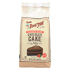 Bob's Red Mill Gluten Free Chocolate Cake Mix - 16 oz. - Case of 4 HGR 0726356