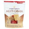 Multi-Grain Crackers - White Cheddar - Case of 12 - 4.5 oz.