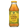 energy drinks: Guayaki - Organic Traditional Mate Energy Drink - Case of 12 - 16 fl oz.